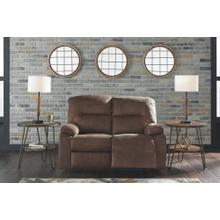Bolzano Reclining Loveseat Coffee