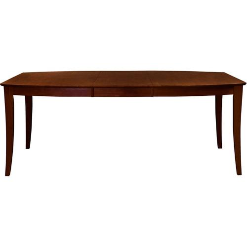 Salerno Butterfly Extension Table in Espresso