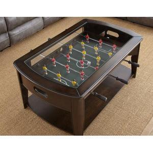 Diletta Cocktail Table w/Foosball