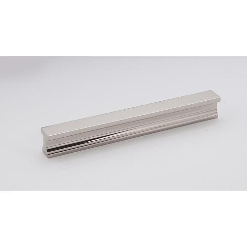 """LINEAR 6"""" TAB PULL A965-6 - Unlacquered Brass"""