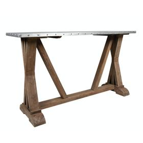 Sofa Table, Available in Natural Only