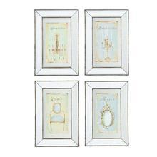 S/4 Simeon Decor Prints