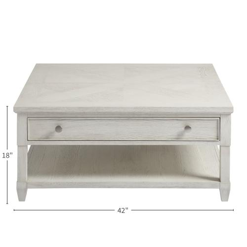 Topsail Lifttop Table