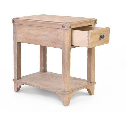 Braxton Culler Inc - Artisan Landing Chairside Table