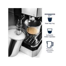 All-in-One Cappuccino, Espresso and Coffee Maker + Advanced Adjustable Frother - BCO432T