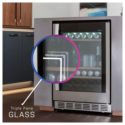GE Appliances - GE Profile™ Series Beverage Center