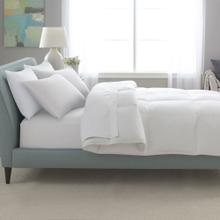 Full/Queen Restful Nights® Euro Box Down Alternative Comforter Queen