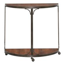 """MTL WD CONSOLE TABLE 33.5""""W, 30.5""""H"""