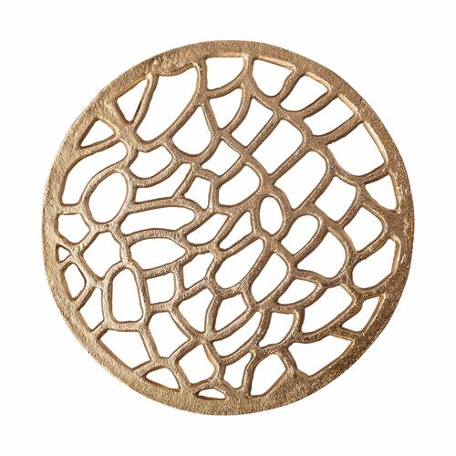 Sophia Gold Side Table by Inspire Me! Home Decor