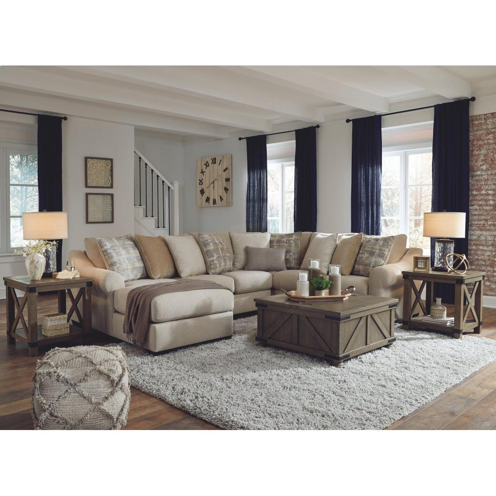 Ingleside 5-piece Sectional With Chaise