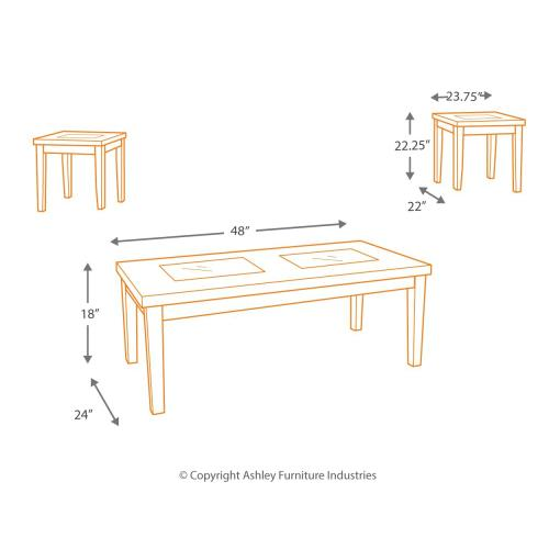 Denja Table (set of 3)