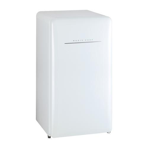 4.4 cu. ft. Retro Mini Refrigerator