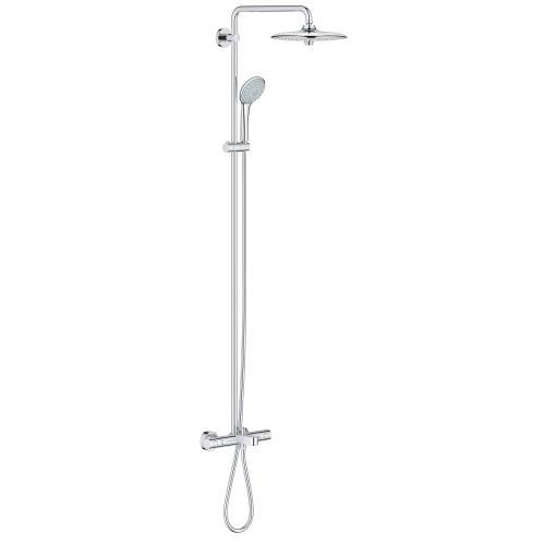 Euphoria Thermostatic Tub/shower System, 2.5 Gpm