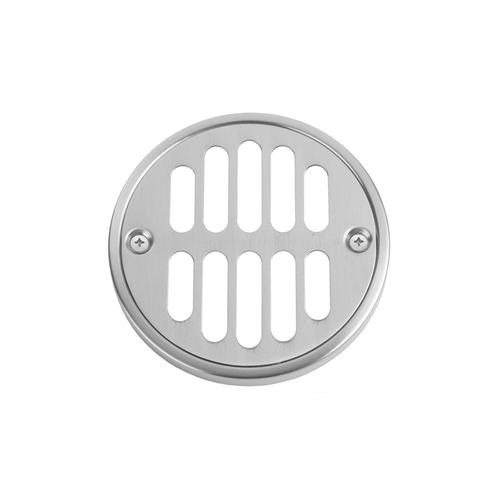 """Product Image - Jewelers Gold - Shower Drain Plate (3 3/8"""" Diameter)"""