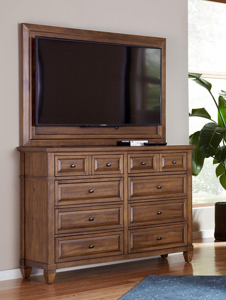 Aspen FurnitureThornton Tv Frame W/tv Mount For -455