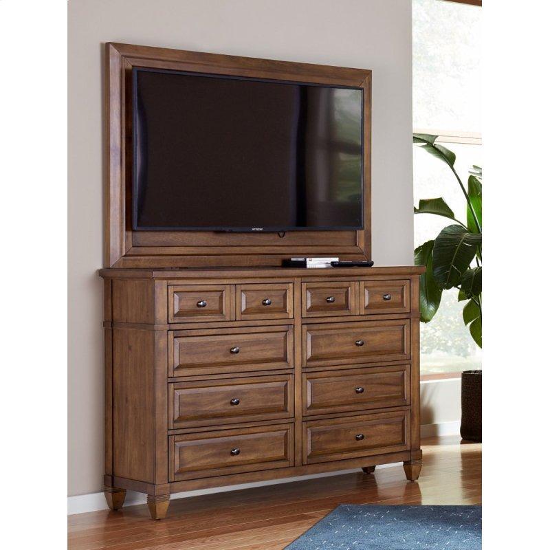Thornton TV Frame w/TV Mount for -455