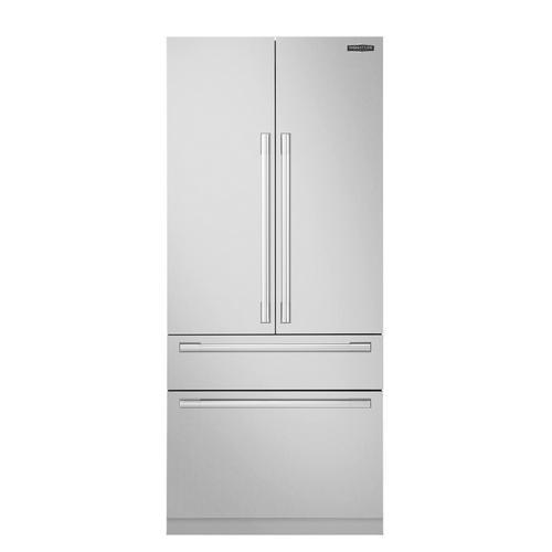 Signature Kitchen Suite - 36-inch Built-in French Door Refrigerator
