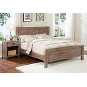 Alstad Bed - King, Pine Cone Finish Product Image
