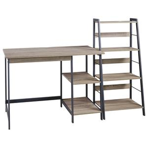 Ashley FurnitureSIGNATURE DESIGN BY ASHLEYSoho Home Office Desk With Shelf