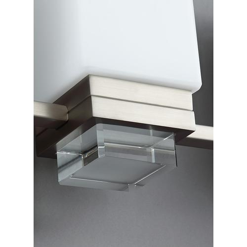 Maddison 4 - Light Vanity Satin Nickel