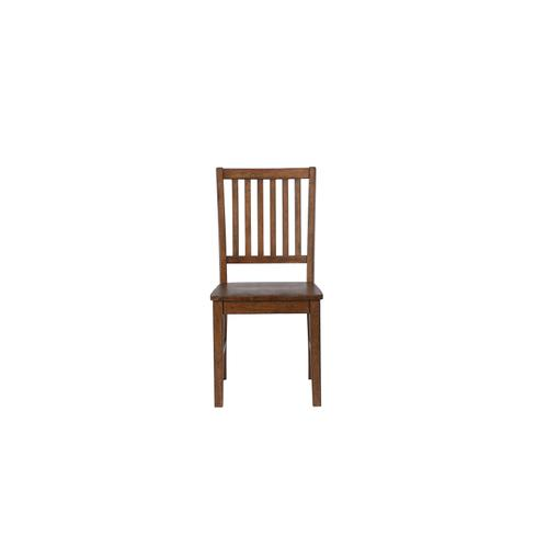Rectangular Table Dining Set w/Chairs - Amish (4 Piece)