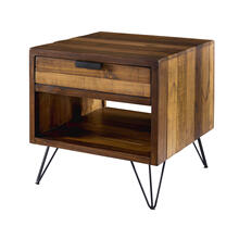 Cruz Square End Table