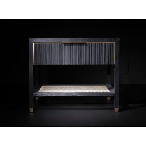Alder & Tweed - Caleb One Drawer Nightstand