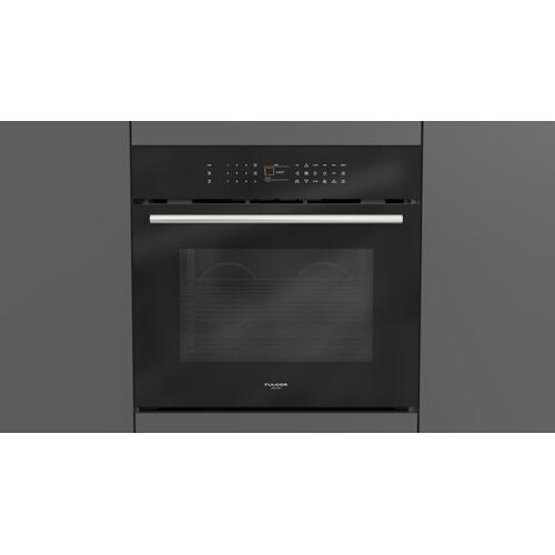 "30"" Touch Control Single Oven - Black Glass"