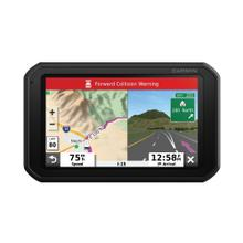 RV 785 7-Inch GPS Navigator with Bluetooth®, Lifetime Traffic Alerts and Map Updates, and Built-in Dash Cam