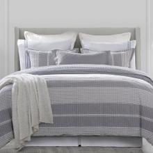 See Details - Lane Stripe Comforter Set - Super King