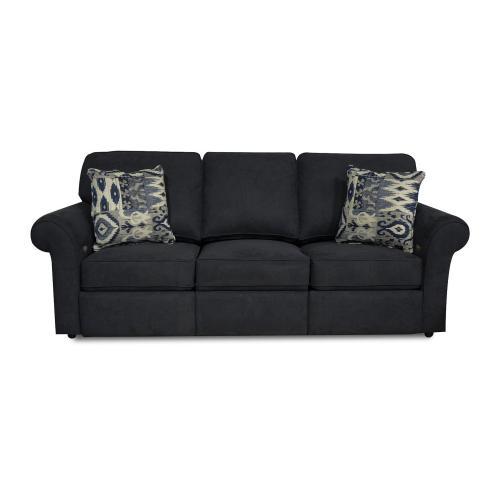 V2451P Double Reclining Sofa
