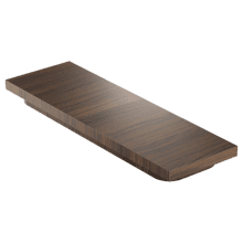 Cutting board 210077 - Walnut Stainless steel sink accessory , Walnut