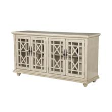 TV Stand - Antique White