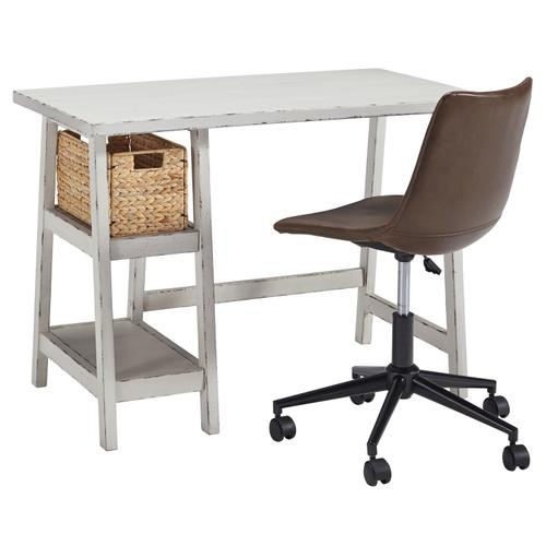 Gallery - Home Office Desk With Chair