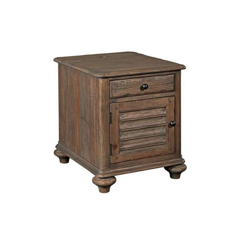 Kincaid Furniture - Weatherford Chairside Table