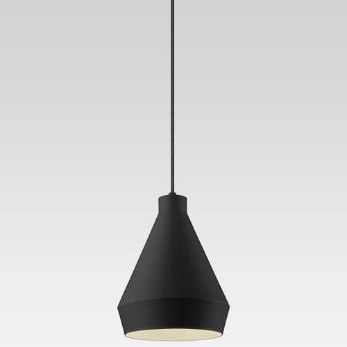 Sonneman - A Way of Light - Koma Taisho Pendant [Color/Finish=Satin Black, Base Type=E26]