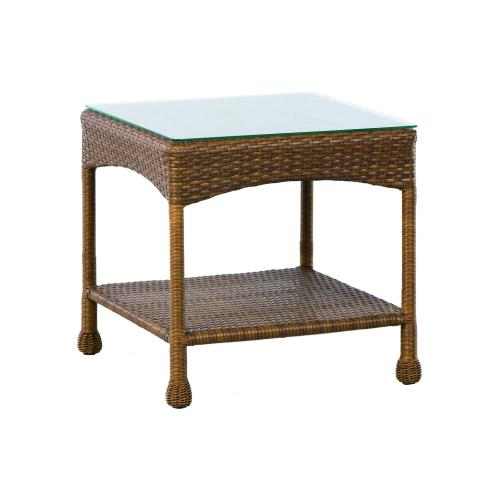 """Millbrook 22.5"""" Square Side Table"""