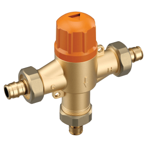 """Commercial Parts & Accessories 1/2"""" cold expansion pex connection includes thermostatic Product Image"""