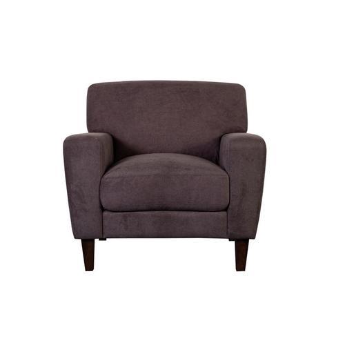 Porter International Designs - Evan Chocolate Sofa, Loveseat & Chair, SWU8130