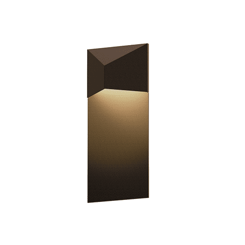 Triform Panel LED Sconce
