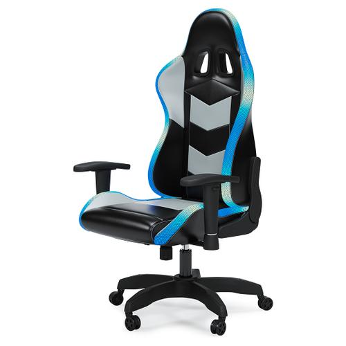 Signature Design By Ashley - Lynxtyn Home Office Desk Chair