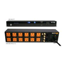 View Product - Power Conditioner (Chassis) + Faceplate Kit  12 Outlets