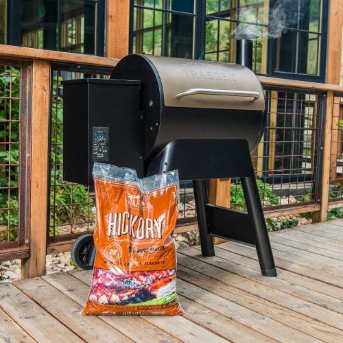 Hickory BBQ Wood Pellets