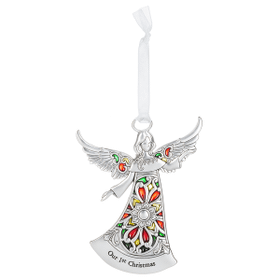 Angel Ornament - Our 1st Christmas