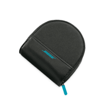 SoundLink on-ear Bluetooth headphones carry case