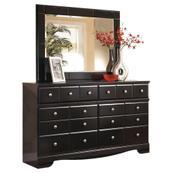 Shay Dresser and Mirror