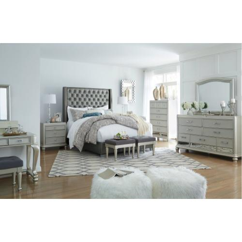 Coralayne King/california King Upholstered Headboard