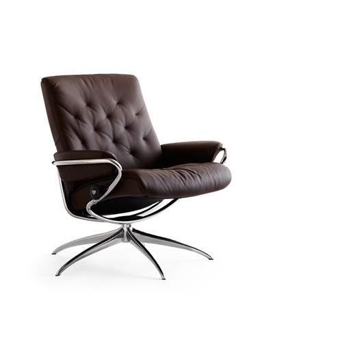 Stressless By Ekornes - Stressless Metro chair low back standard base