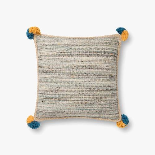P0804 JB Blue / Multi Pillow