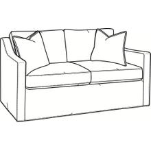 Oliver Loveseat with Slipcover